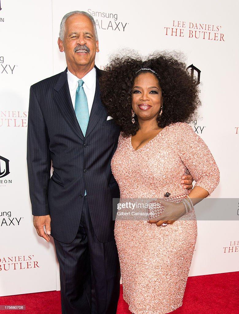 """The Butler"" New York Premiere - Inside Arrivals : News Photo"