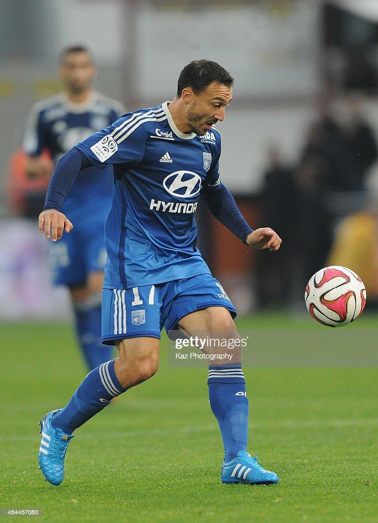 FC Metz v Olympique Lyonnais - Ligue 1