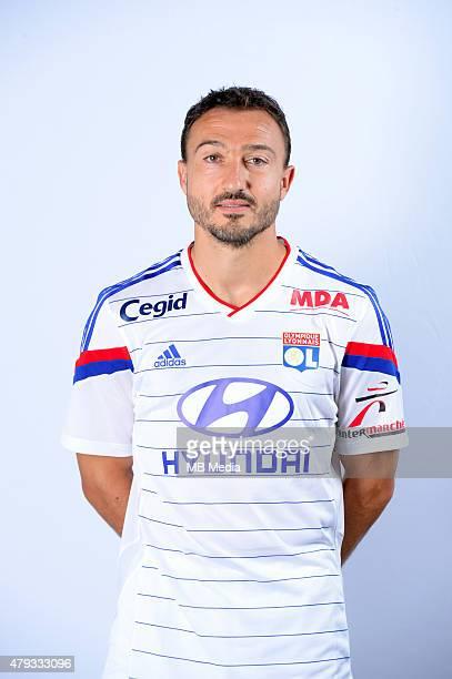 Steed MALBRAQUE Portrait Officiel Lyon Icon Sport/MB Media