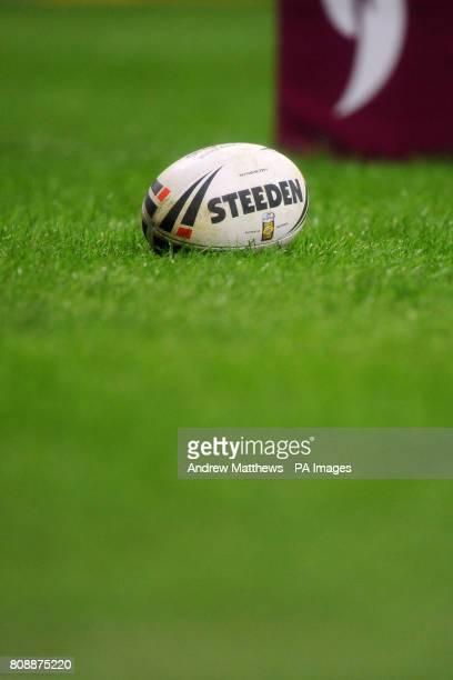 Steeden official rugby league matchball