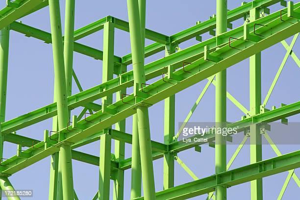 Steel construction # 1