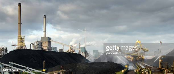 steel industry panorama