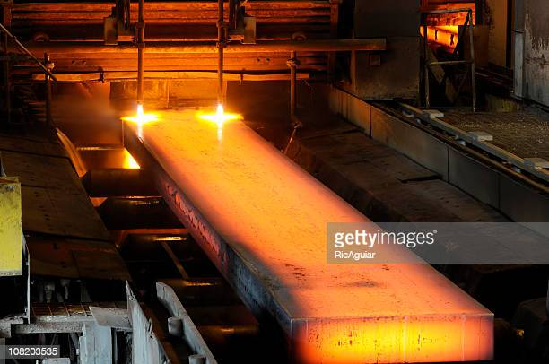 steel industry - steelmaking stock photos and pictures