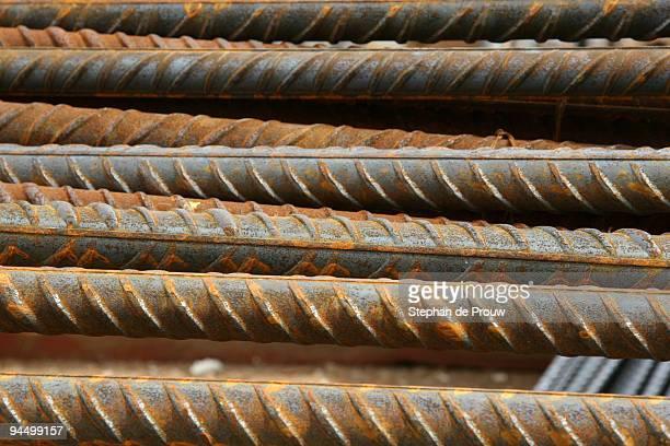Steel reinforcement bars