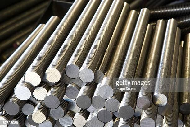 steel rods - vara - fotografias e filmes do acervo