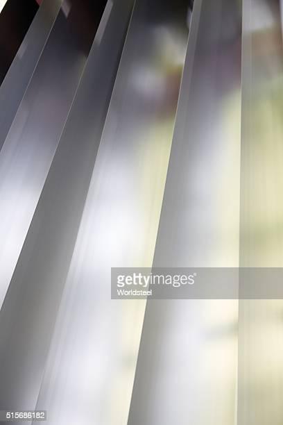 Steel strips in focus hotdip galvanized coated steel in production