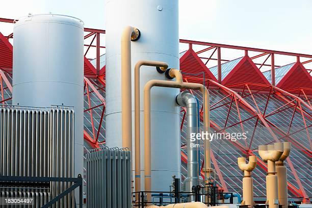 Steel Tanks in Modern Industry