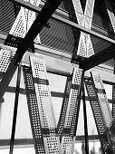 steel truss girders