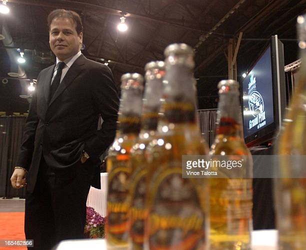 INDY Steelbacks cameraloving boss Frank DAngelo and Charlie JohnstonePresident and CEOGrand Prix Association of Toronto announce Steelbacks brewery...