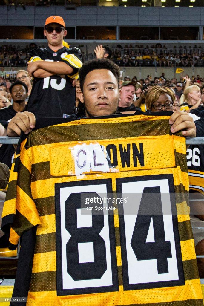 NFL: AUG 17 Preseason - Chiefs at Steelers : News Photo