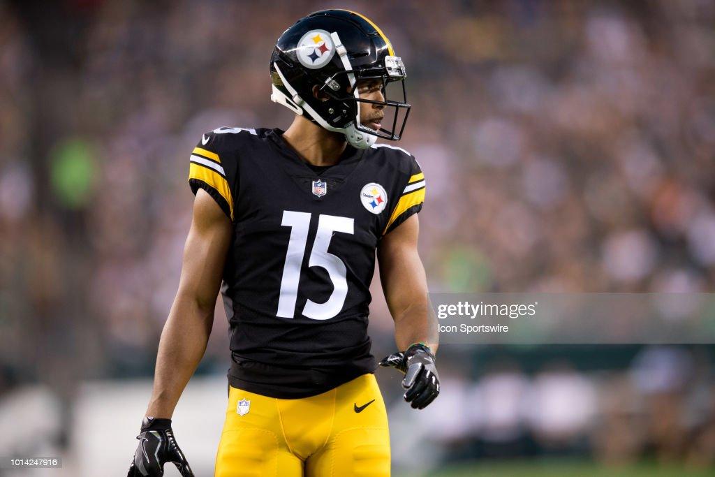 NFL: AUG 09 Preseason - Steelers at Eagles : News Photo