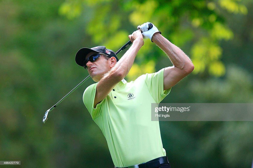 Senior Open de Portugal - Day Three