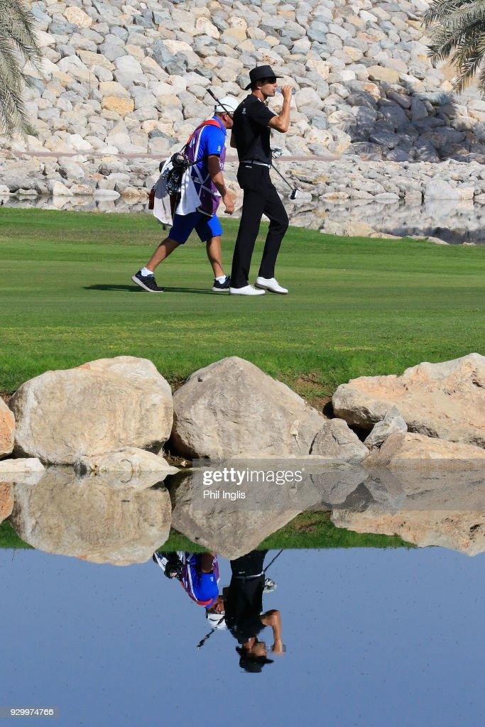 Sharjah Senior Golf Masters - Day Three