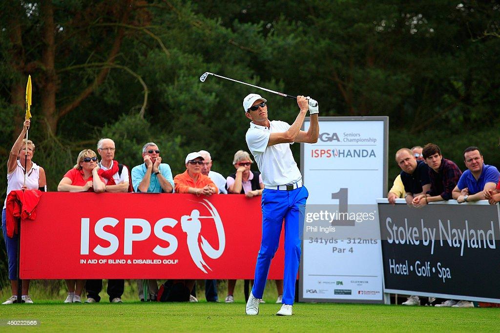 ISPS Handa PGA Seniors Championship - Day Three
