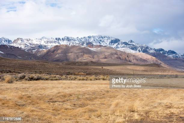 steens mountain - steens mountain stock pictures, royalty-free photos & images