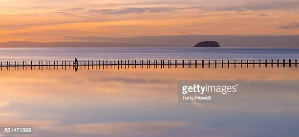 Steep Holm, Marine Lake
