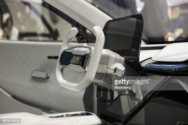 Luxury Concept Cars On Show In Beijing Pictures Gallery Getty Images - Car show display mirrors