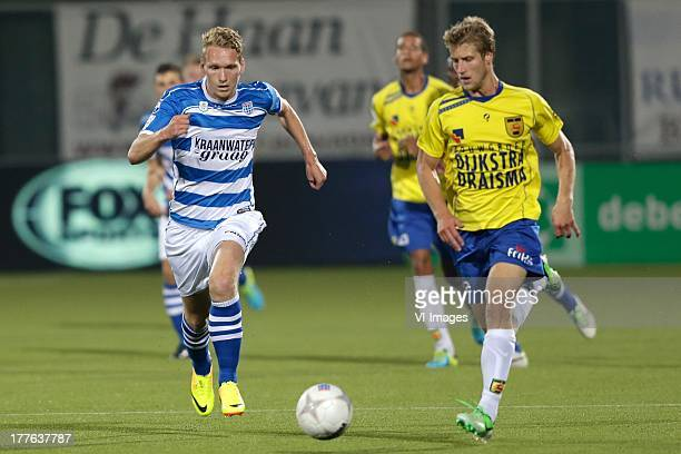 Cambuur V Zwolle Eredivisie Stock Pictures Royalty Free Photos Images Getty Images