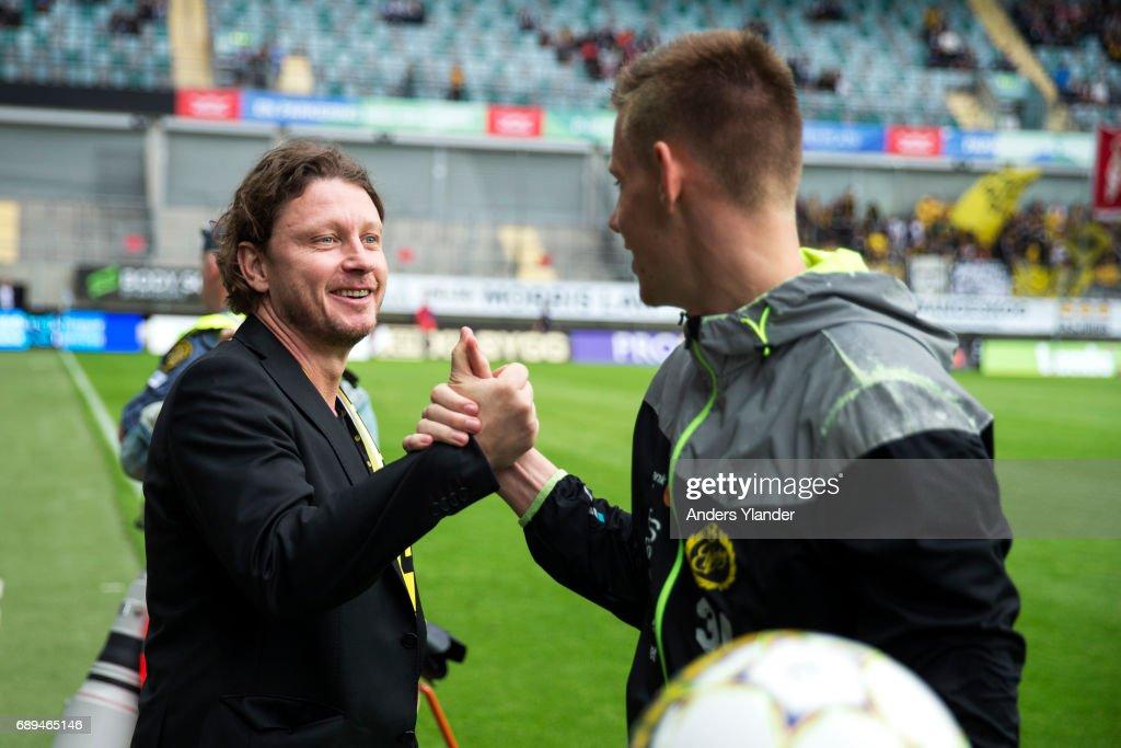 IFK Goteborg v IF Elfsborg - Allsvenskan : News Photo