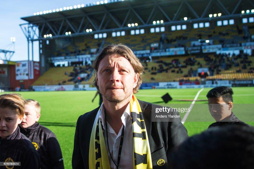 IF Elfsborg v Ostersunds FK - Allsvenskan : News Photo