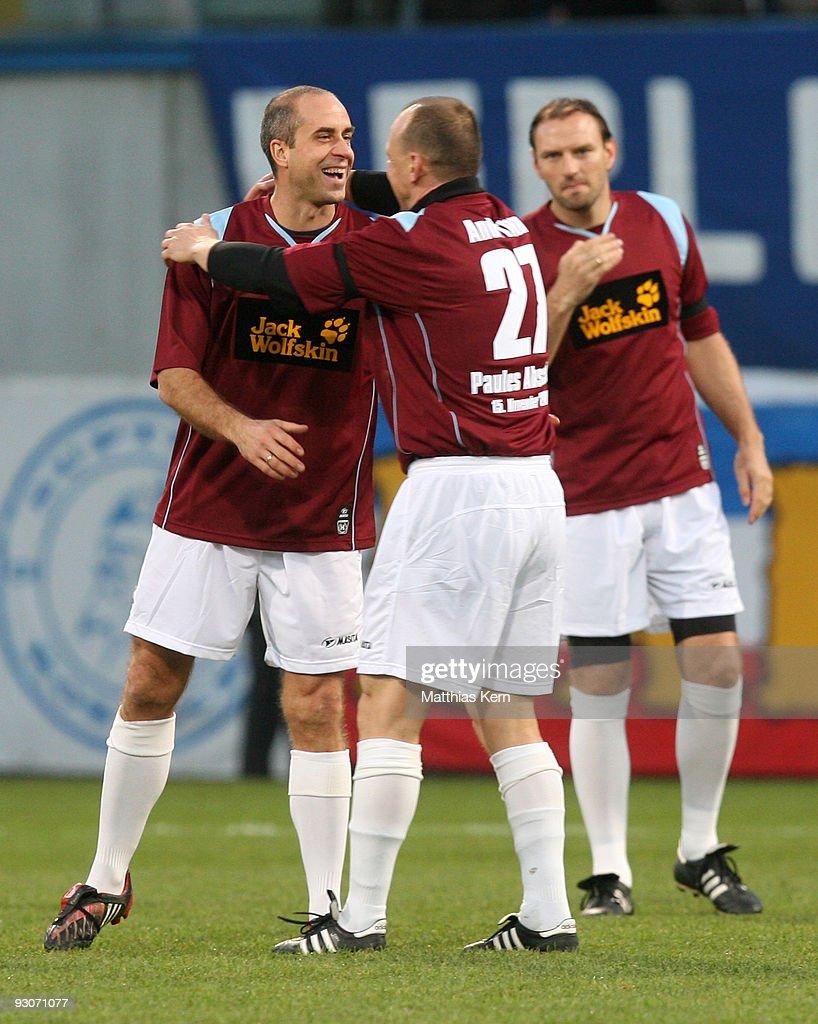 Stefan Beinlich Farewell Match