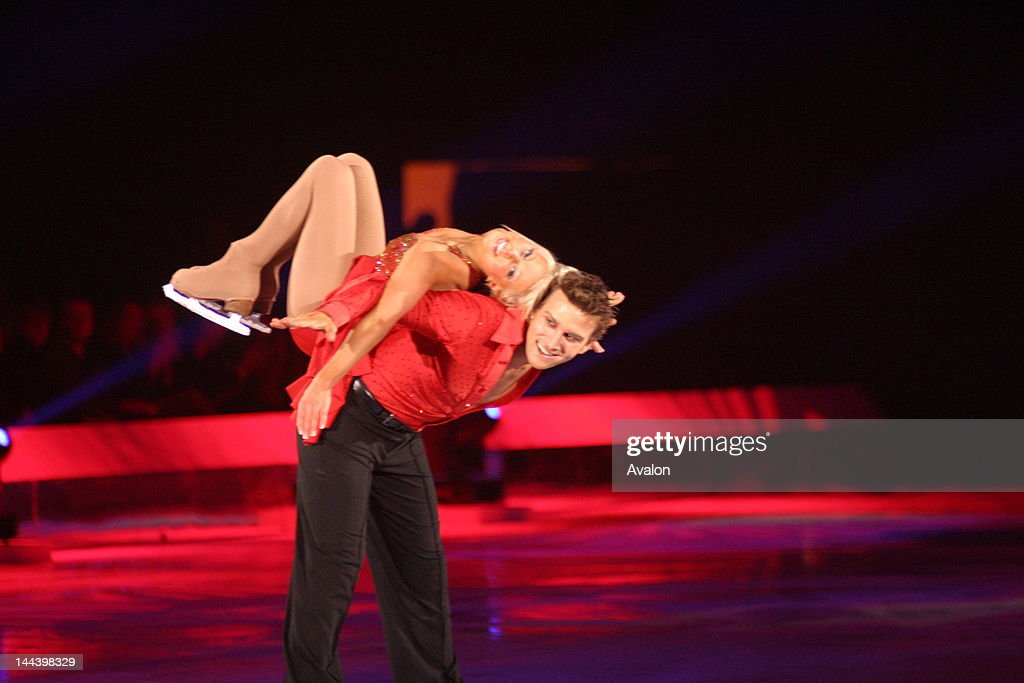 Stefan Booth Performing At The Dancing On Ice Tour At The Nia In News Photo Getty Images