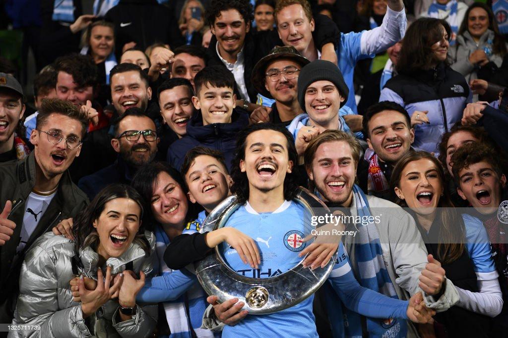 2021 A-League Grand Final - Melbourne City v Sydney FC : ニュース写真