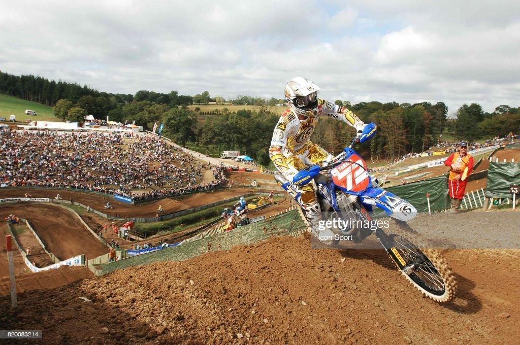 Stefan Everts Grand Prix De France De Moto Cross 1er Manche Mx1 News Photo Getty Images