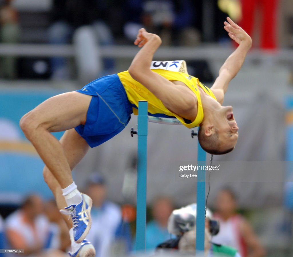 IAAF World Championships in Athletics - Men's High Jump Final - August 14, 2005