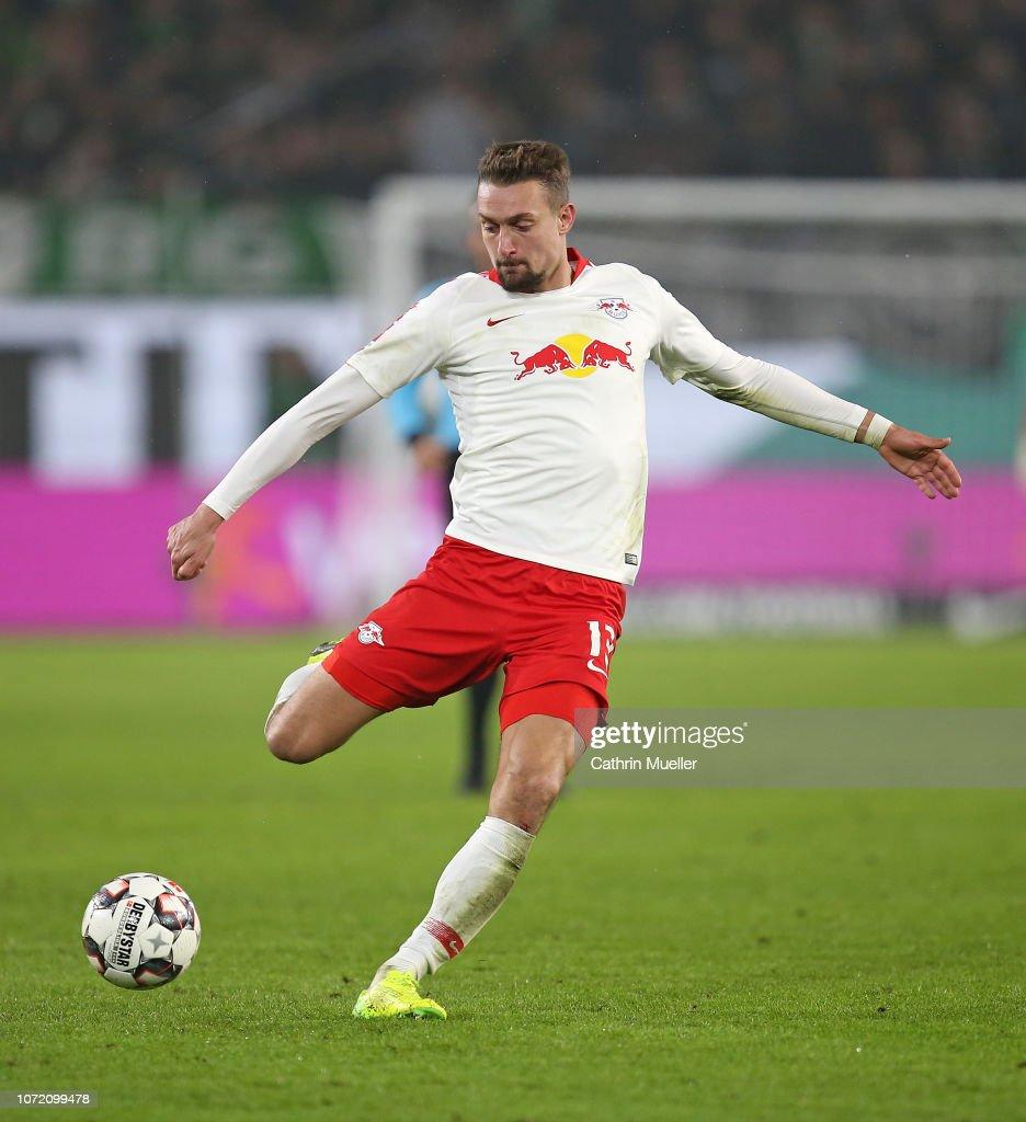 VfL Wolfsburg v RB Leipzig - Bundesliga : News Photo