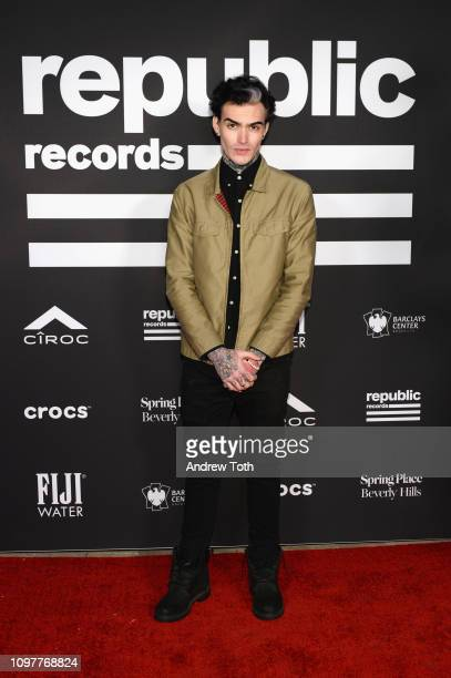 Stefan James at Republic Records Grammy after party at Spring Place Beverly Hills on February 10 2019 in Beverly Hills California