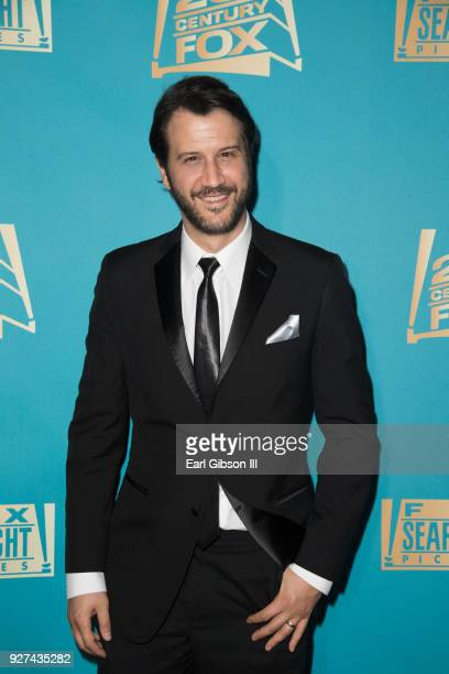 Stefan Kapicic attends Fox Searchlight And 20th Century Fox Host Oscars PostParty on March 4 2018 in Los Angeles California