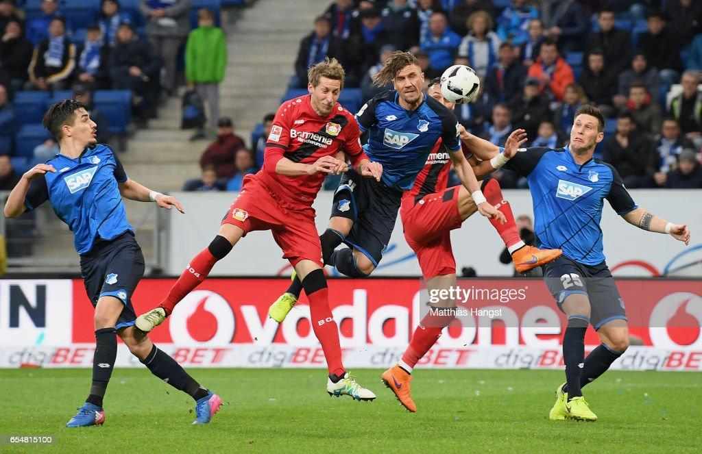 TSG 1899 Hoffenheim v Bayer 04 Leverkusen - Bundesliga