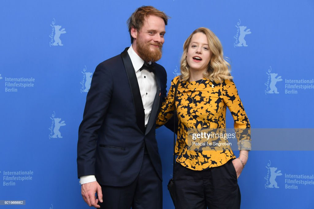 'My Brother's Name is Robert and He is an Idiot' Photo Call - 68th Berlinale International Film Festival : News Photo