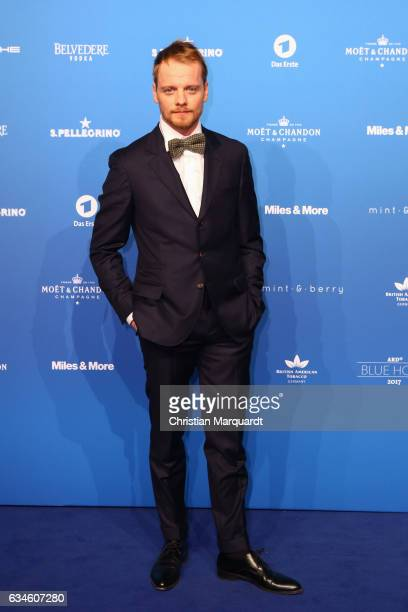 Stefan Konarske attends the Blue Hour Reception hosted by ARD during the 67th Berlinale International Film Festival Berlin on February 10 2017 in...