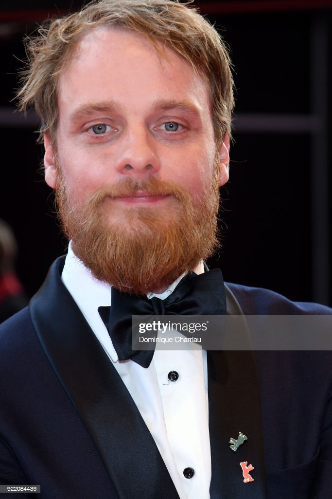 Stefan Konarske attends the 'My Brother's Name is Robert and He is an Idiot' (Mein Bruder heisst Robert und ist ein Idiot) premiere during the 68th Berlinale International Film Festival Berlin at Berlinale Palast on February 21, 2018 in Berlin, Germany.