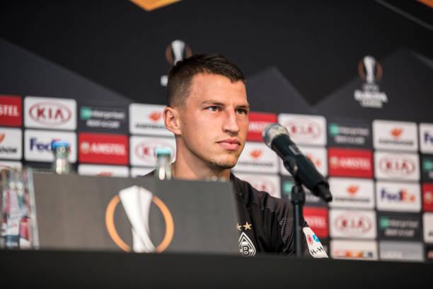 DEU: Borussia Moenchengladbach Training And Press Conference
