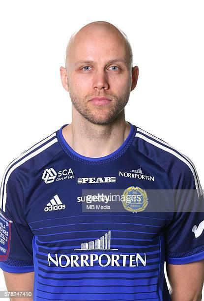 Stefan Ålander Halvfigur @leverans Allsvenskan 2016 Fotboll