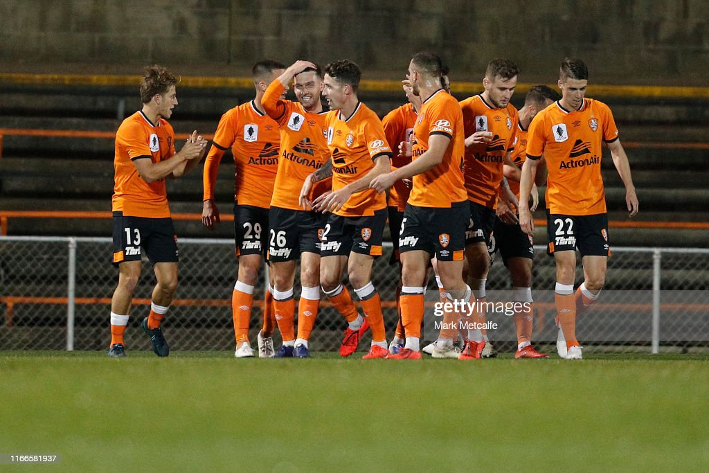 FFA Cup Rd of 32 - Sydney FC v Brisbane Roar FC : News Photo