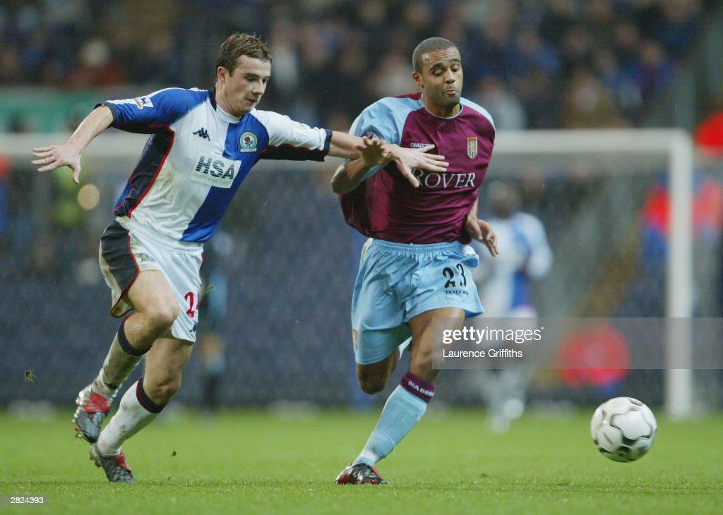 Blackburn Rovers v Aston Villa : News Photo