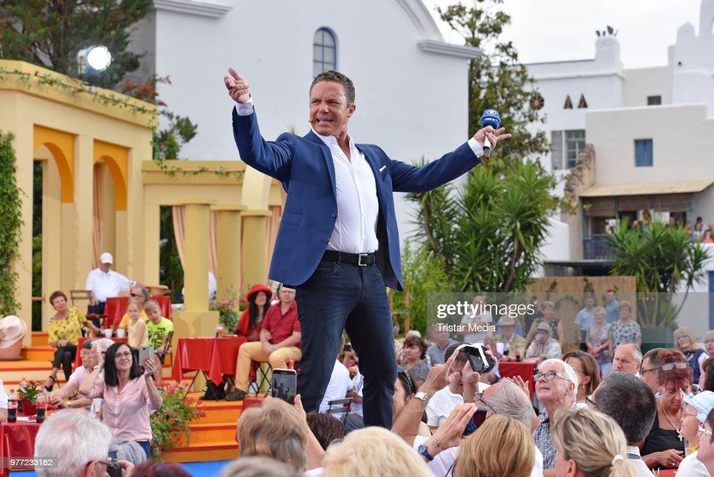 'Immer wieder sonntags' TV Show