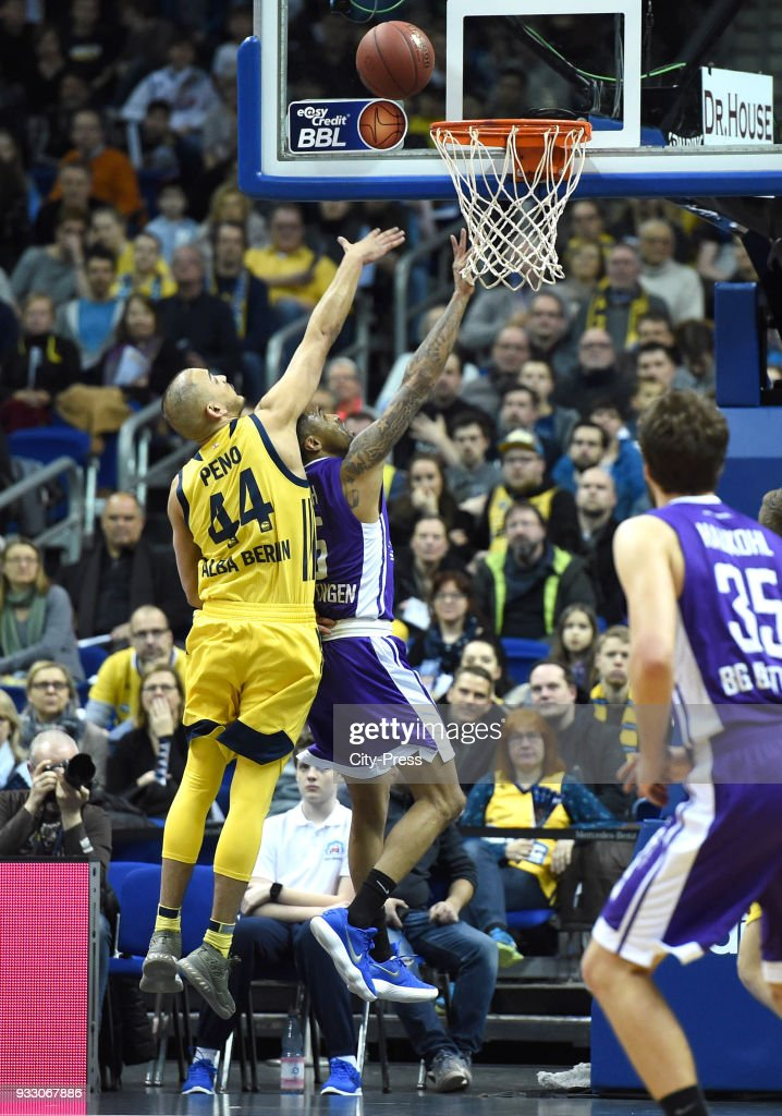 Alba Berlin v BG Goettingen - Basketball Bundesliga