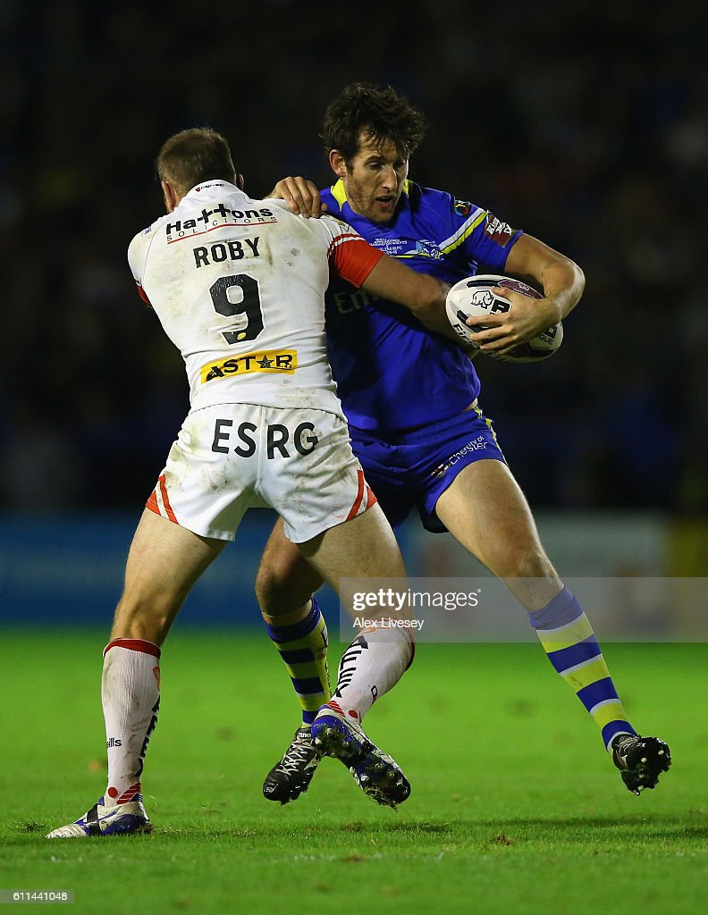 Warrington Wolves v St Helens - First Utility Super League Semi Final