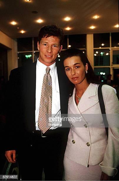 Stefan REUTER & Ehefrau BIRGIT