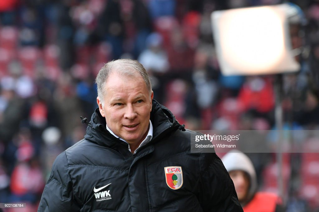 FC Augsburg v VfB Stuttgart - Bundesliga : News Photo