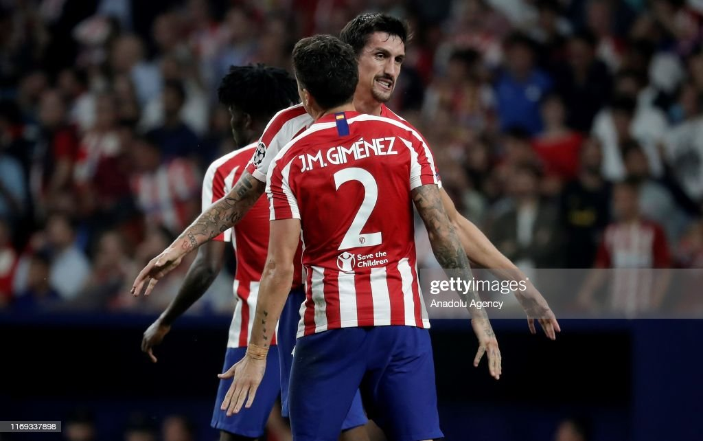 Atletico Madrid v Juventus: UEFA Champions League : ニュース写真
