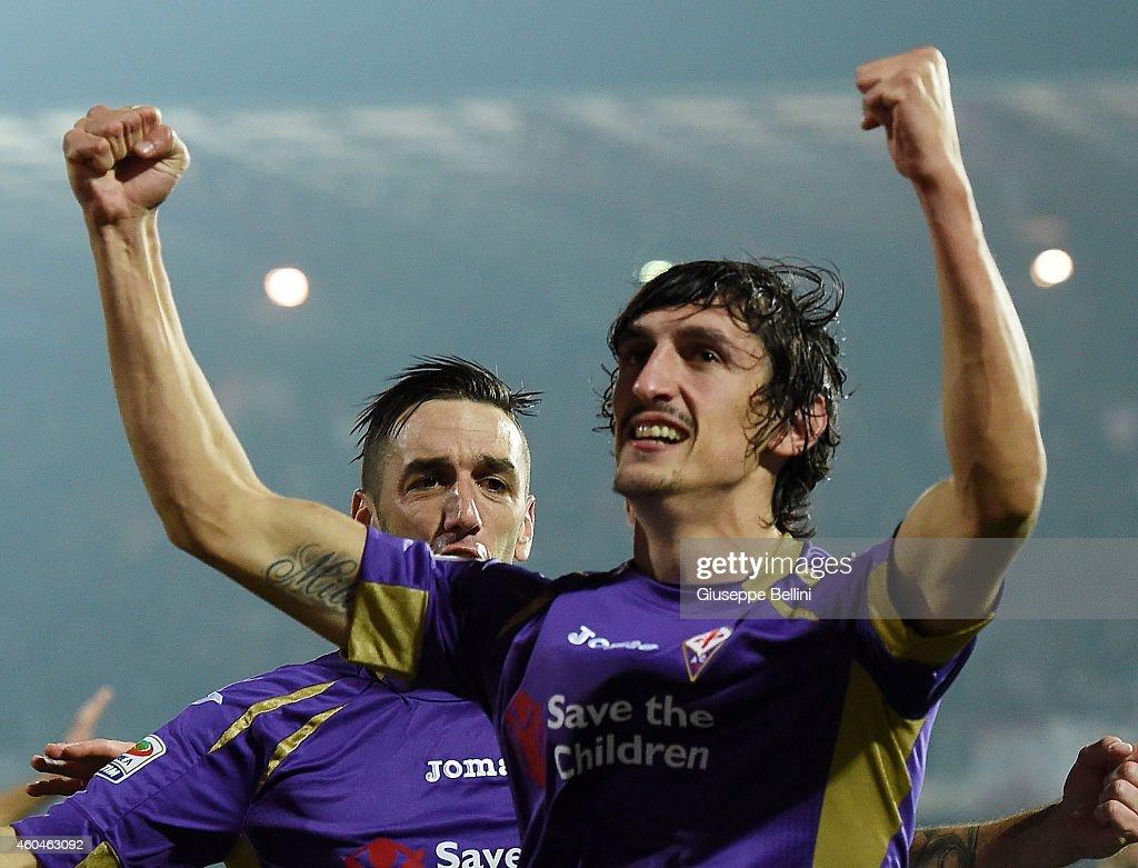AC Cesena v ACF Fiorentina - Serie A : News Photo