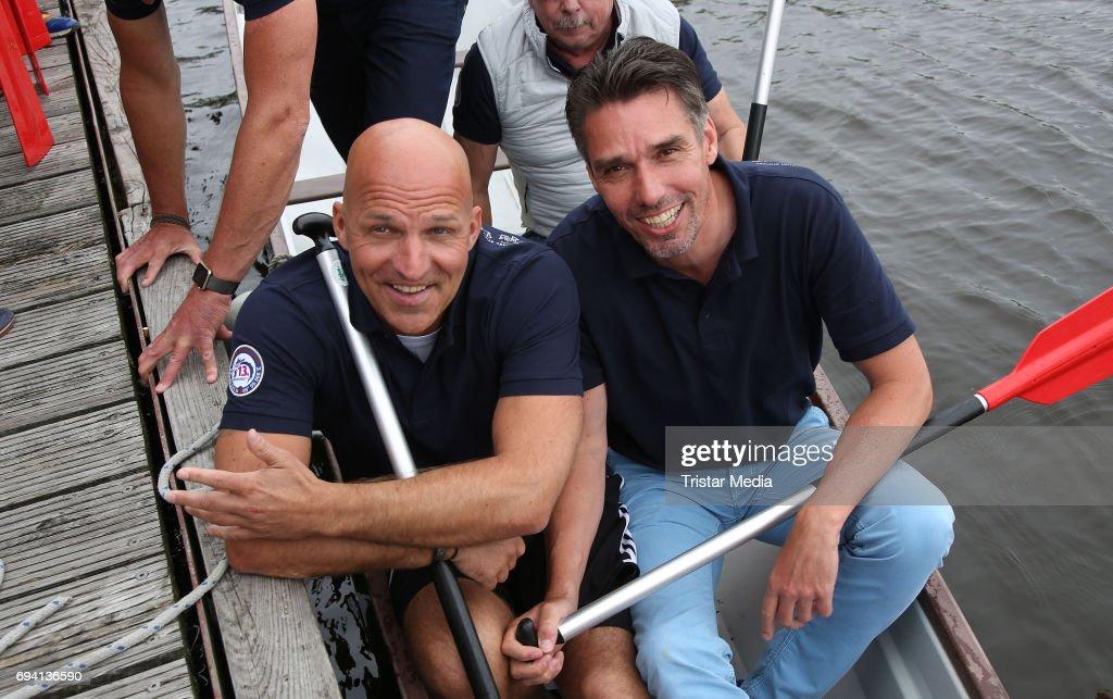 Michael Stich Foundation Presents Dragon Boat Cup