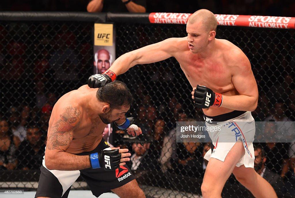 UFC 190: Rousey v Correia