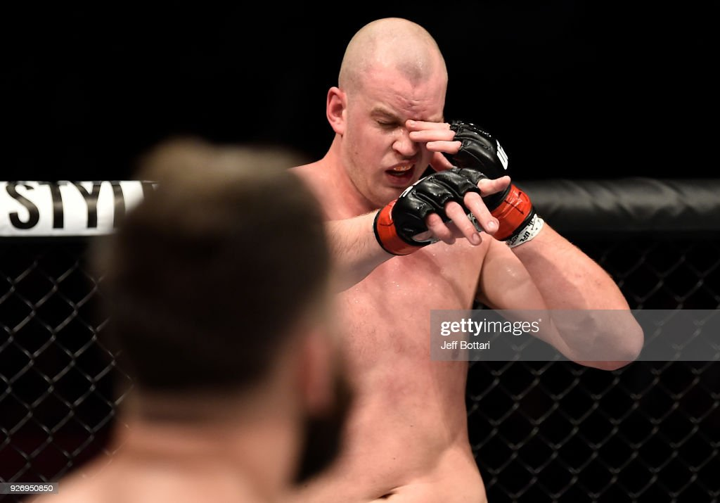 UFC 222: Cyborg v Kunitskaya